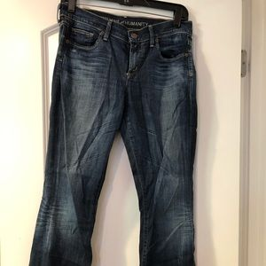 Citizens of Humanity bootcut jeans sz 2 short EUC